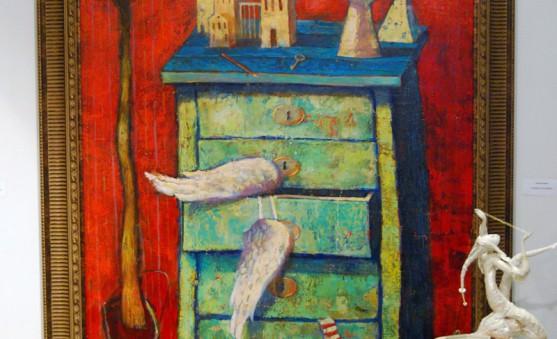 Parsuna gallery ART KYIV 2008