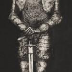 С. Снісаренко Янгол-охоронець Ніч, Angel the Bodyguard Night, 600х1860