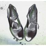 Shoes. 29x41, 2015.